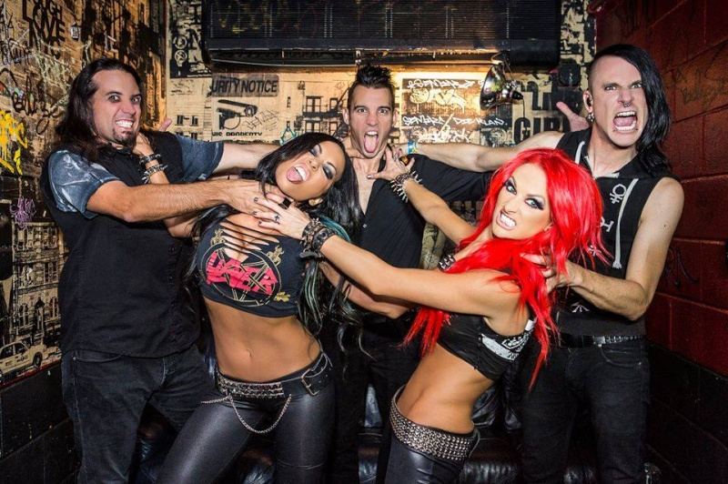 [ Trash/ metalcore ] Butcher babies  10922510