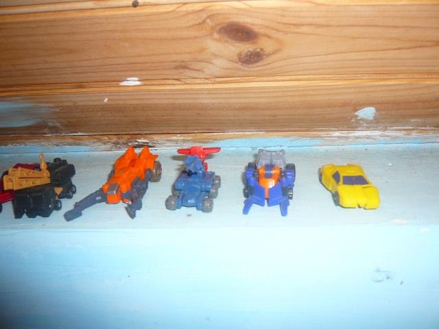 Collection de Cybertron235 P1010918