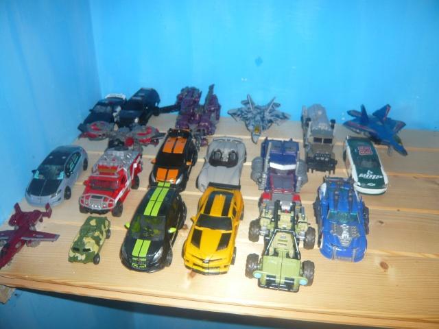 Collection de Cybertron235 P1010926