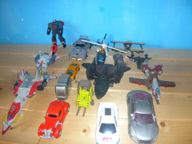 Collection de Cybertron235 P1010927