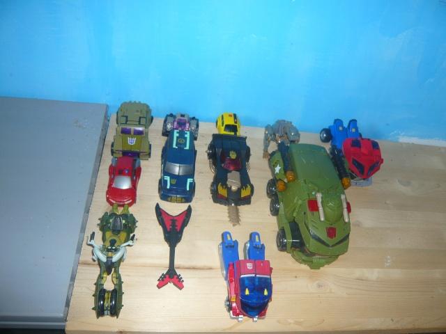Collection de Cybertron235 P1010929