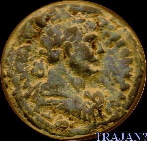 Copie d' une monnaie de Trajan ou Hadrien ... 31igor21