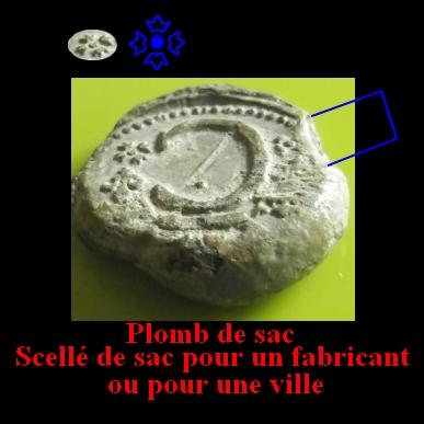 identification : poids monétaire de Charles IX????  Ancyre12
