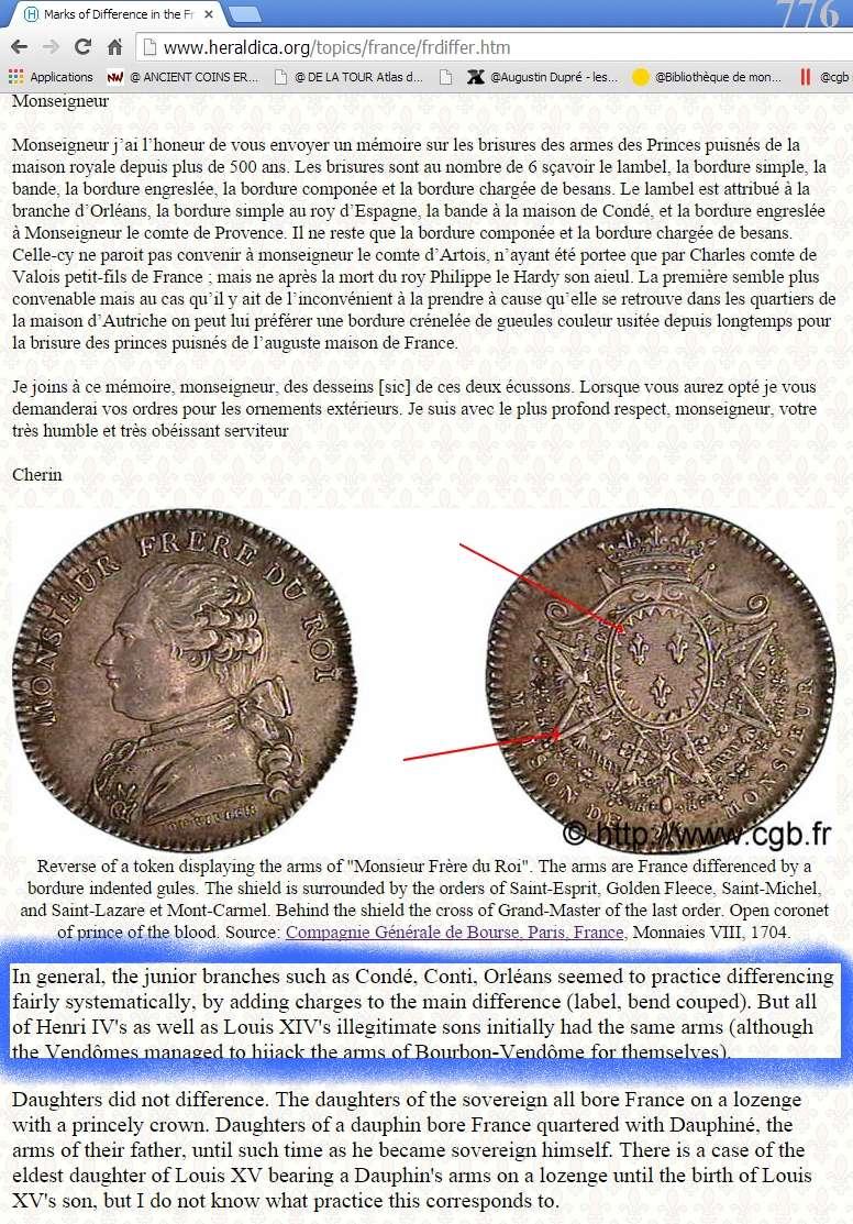 identification : poids monétaire de Charles IX????  - Page 2 Ancyre17