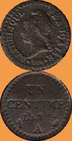 CONVENTION LOUIS XVI 1792 Un_cen10