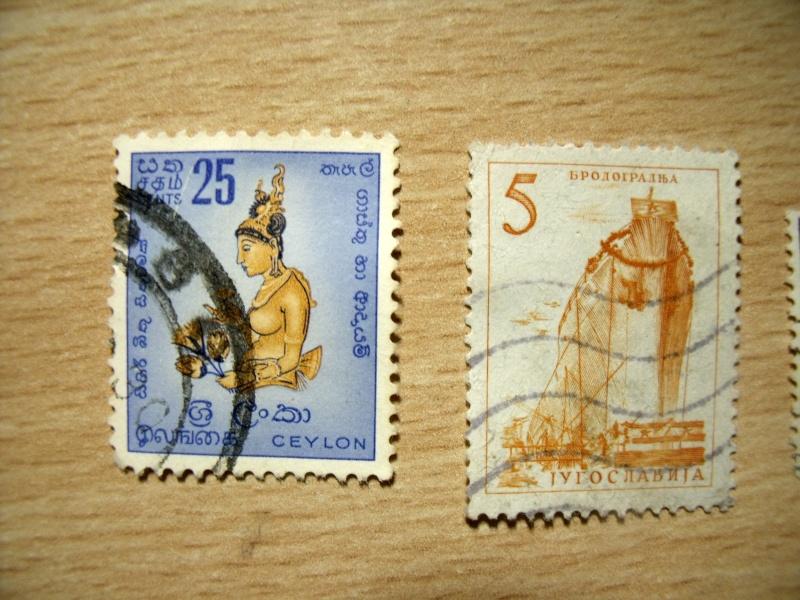 Aus welchen Ländern kommen diese Briefmarken? Sonnen10