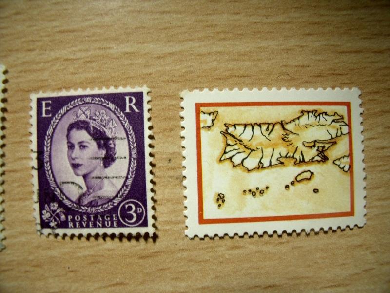 Aus welchen Ländern kommen diese Briefmarken? Sonnen11