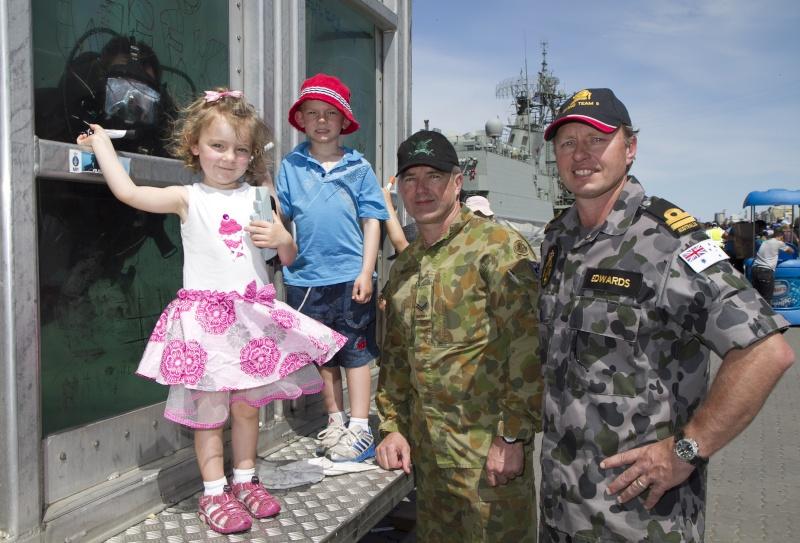 citizen - citizen jp 1010-00E chez les plongeurs de la Royal Australian Navy 20121011