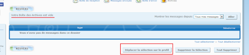 """[Messages privés] Revoir bouton """"Déplacer MP dans le profil"""" Profil10"""
