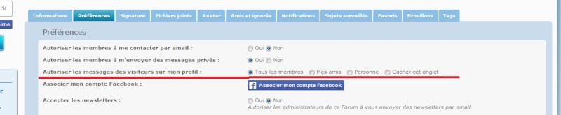 """[Messages privés] Revoir bouton """"Déplacer MP dans le profil"""" Profil11"""