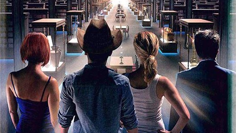 The Librarians The-li10