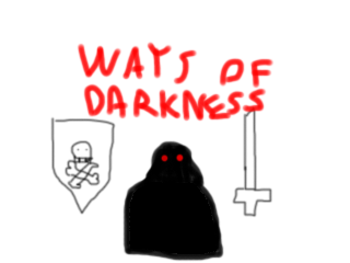 Ways of Darkness RPG Development Forum