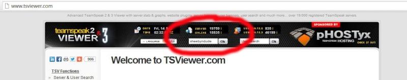 Inserire Teamspeak 3 Viewer nel proprio forum Teamsp11