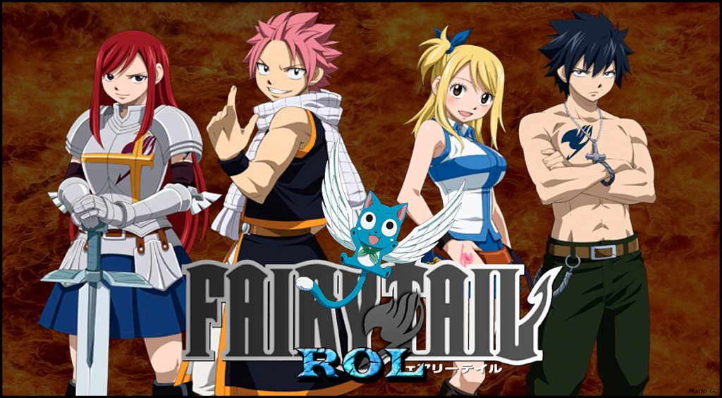 Rol Fairy Tail