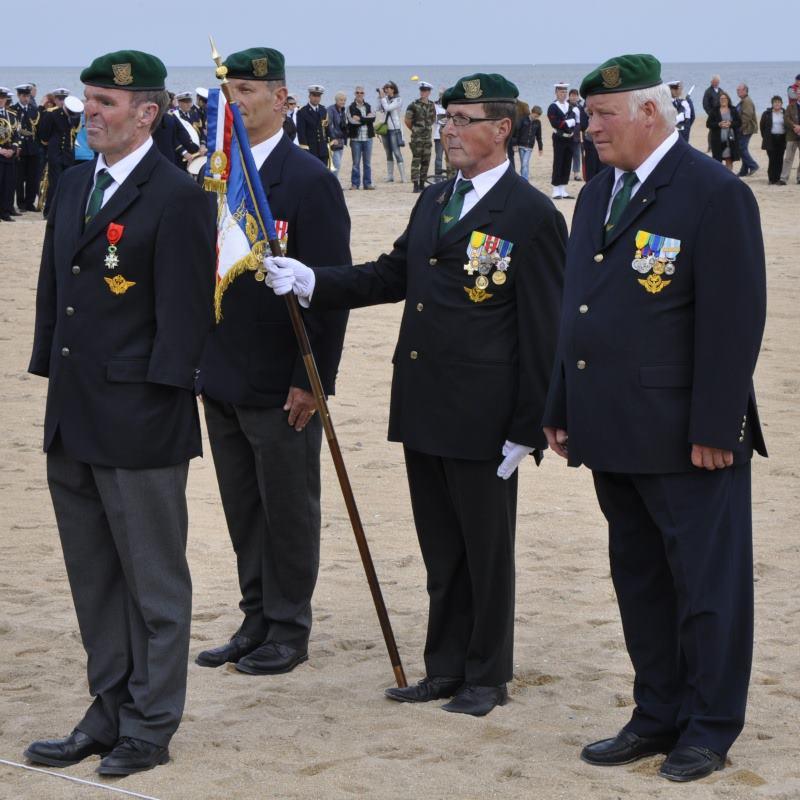 Reportage cérémonie de tradition Ecole des fusiliers à Concarneau 16601210