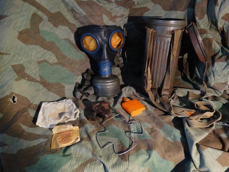 Collection Allemande WW2 / Décorations et Equipements Dsc00720