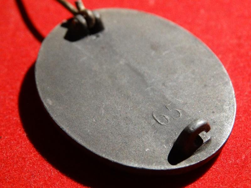 Collection Allemande WW2 / Décorations et Equipements Dsc00822