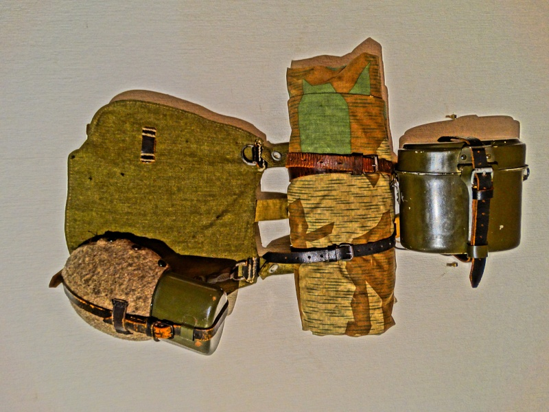 Paquetage d'assaut WH Paquet11