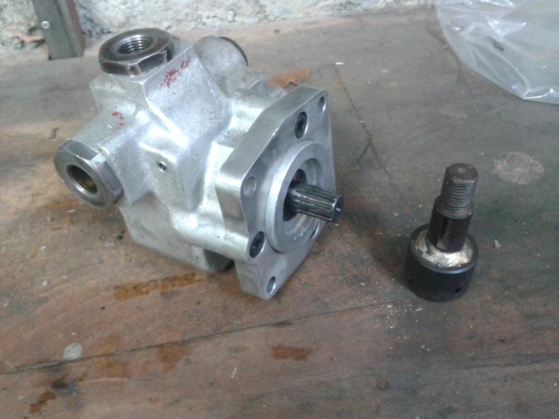 besoin d'infos pour presse hydraulique 2012-016