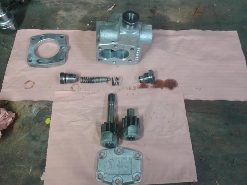 besoin d'infos pour presse hydraulique 2012-018