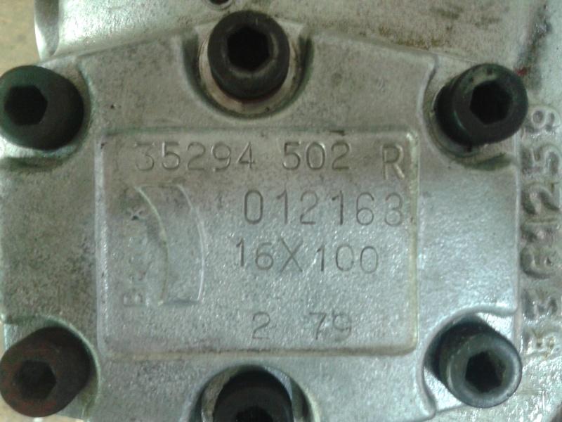besoin d'infos pour presse hydraulique 2012-019