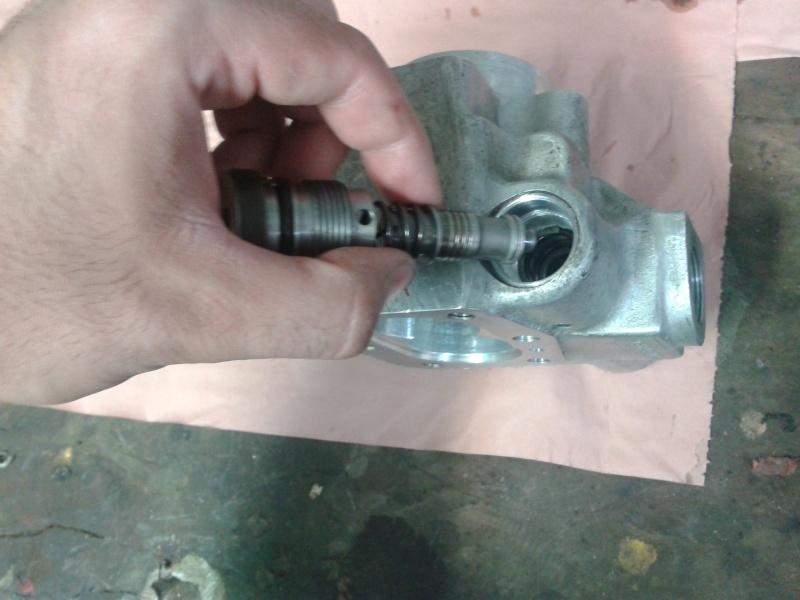 besoin d'infos pour presse hydraulique 2012-021
