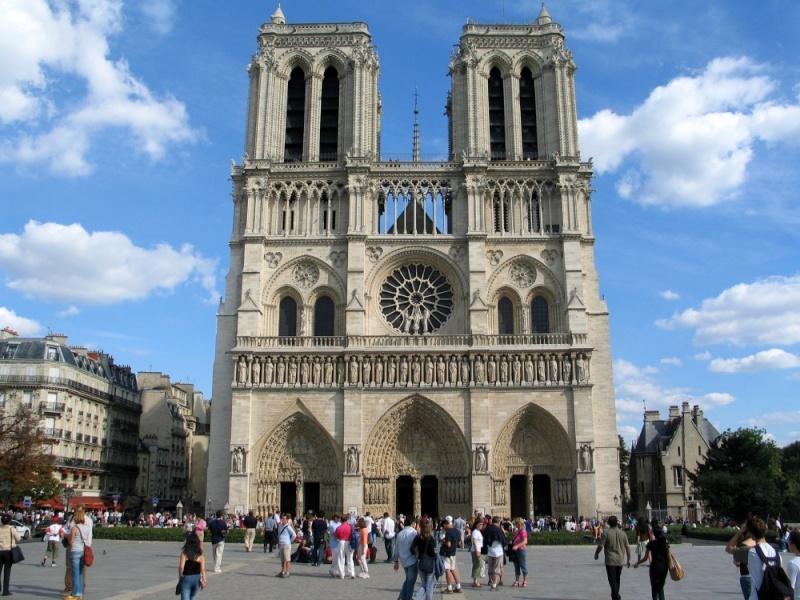 visite de Notre Dame de Paris 00022510