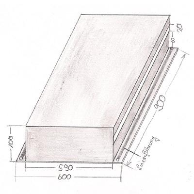 CNC-Portalfräse Tisch10