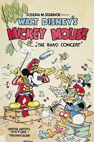 Trésors Disney : les courts métrages, créateurs & raretés des studios Disney - Page 10 Band_c10