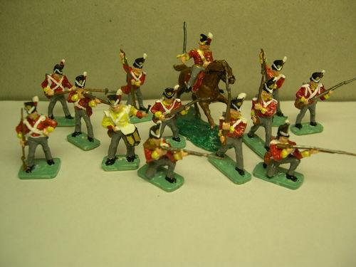 Acheter des figurines déjà peintes. 110