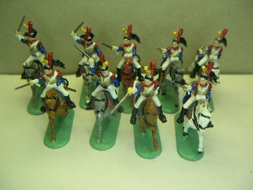 Acheter des figurines déjà peintes. 210