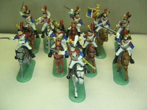 Acheter des figurines déjà peintes. 410