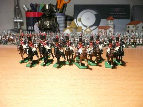 Acheter des figurines déjà peintes. A10