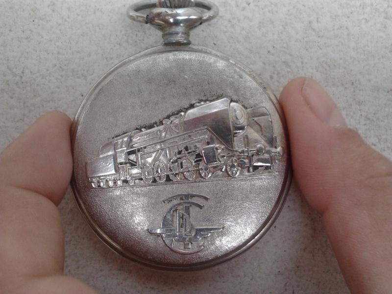 Montre a gousset locomotive turque 2012-017