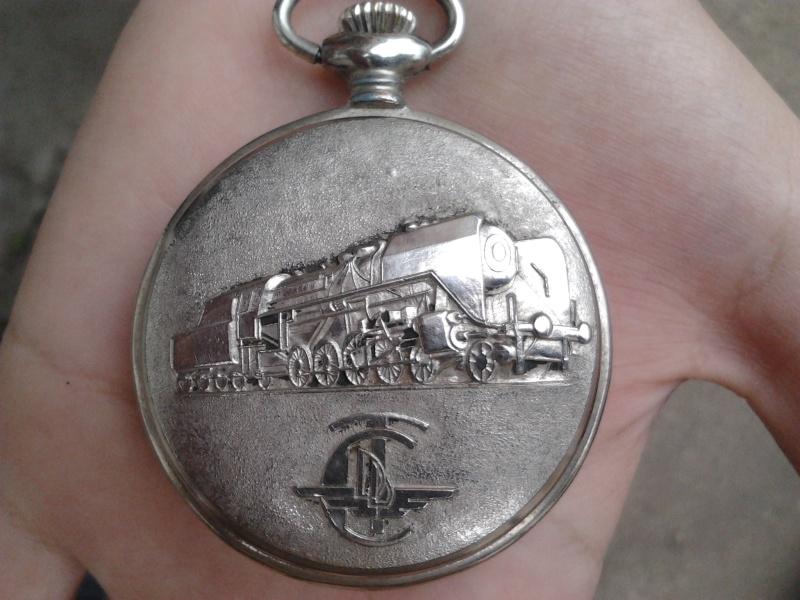 Montre a gousset locomotive turque 2012-018