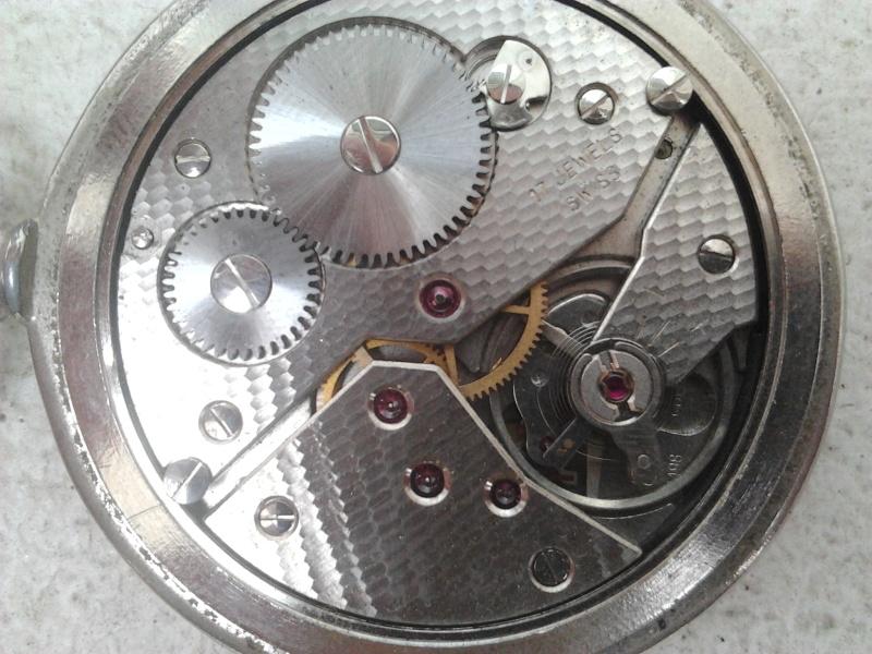 Montre a gousset locomotive turque 2012-020