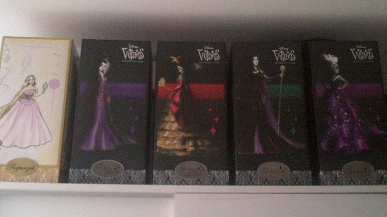 Disney Villains Designer Collection (depuis 2012) - Page 39 Img_0032