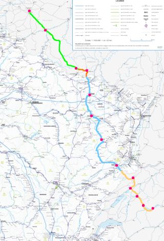 Electrification de la ligne Epinal - Belfort Bruxel10