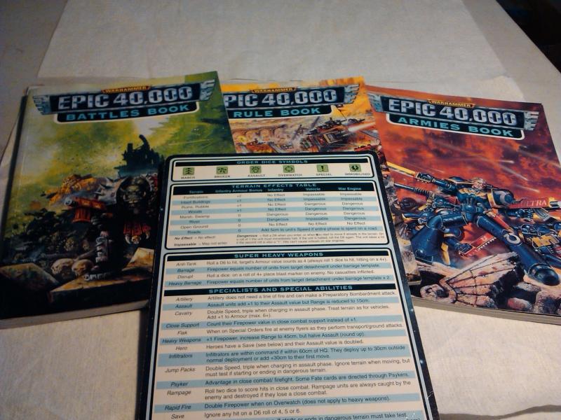 (Vente) Lot de Chaos, Orc, Impérial et eldar 2012-042