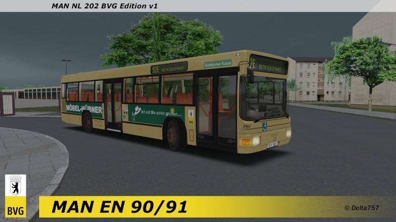 MAN NL202 BVG EDITION  B3y8hm10