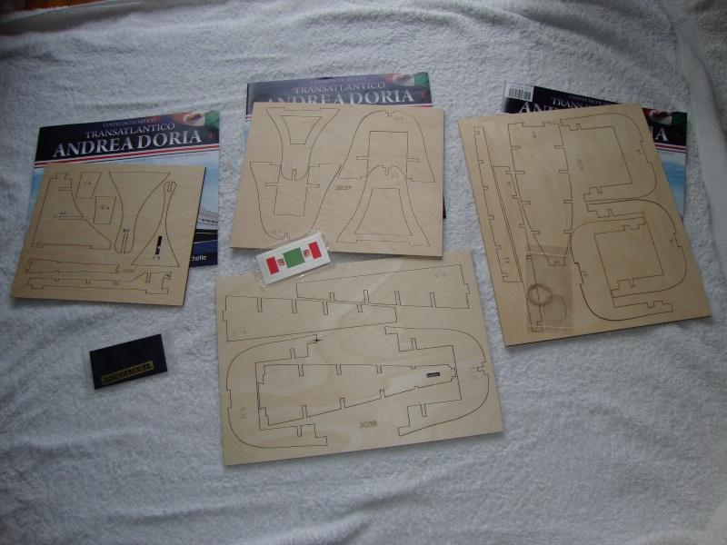 Andrea - Transatlantico Andrea Doria Hachette by Amati Dsc01011