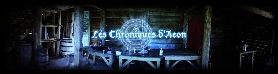 Chroniques d'Aeon