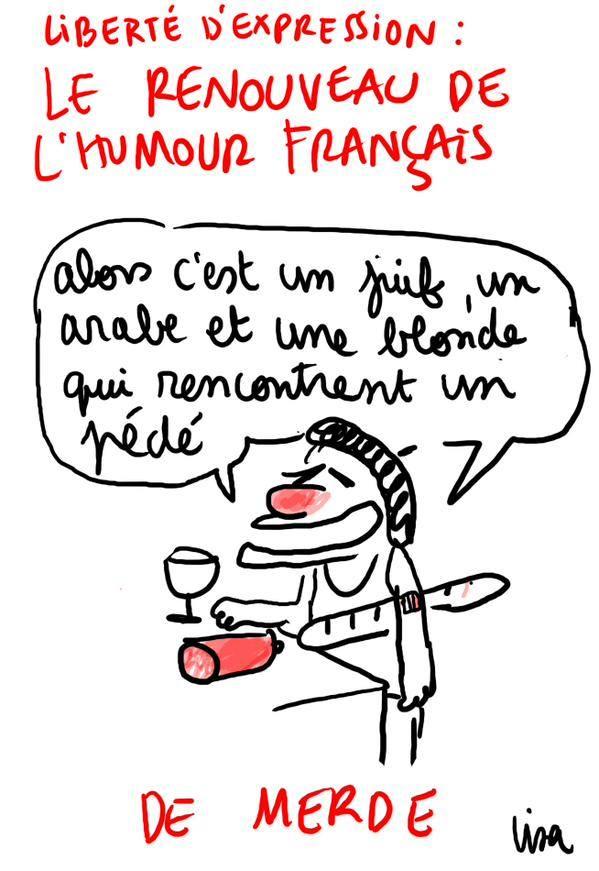 Je ne suis PAS Charlie - Page 4 Humour10