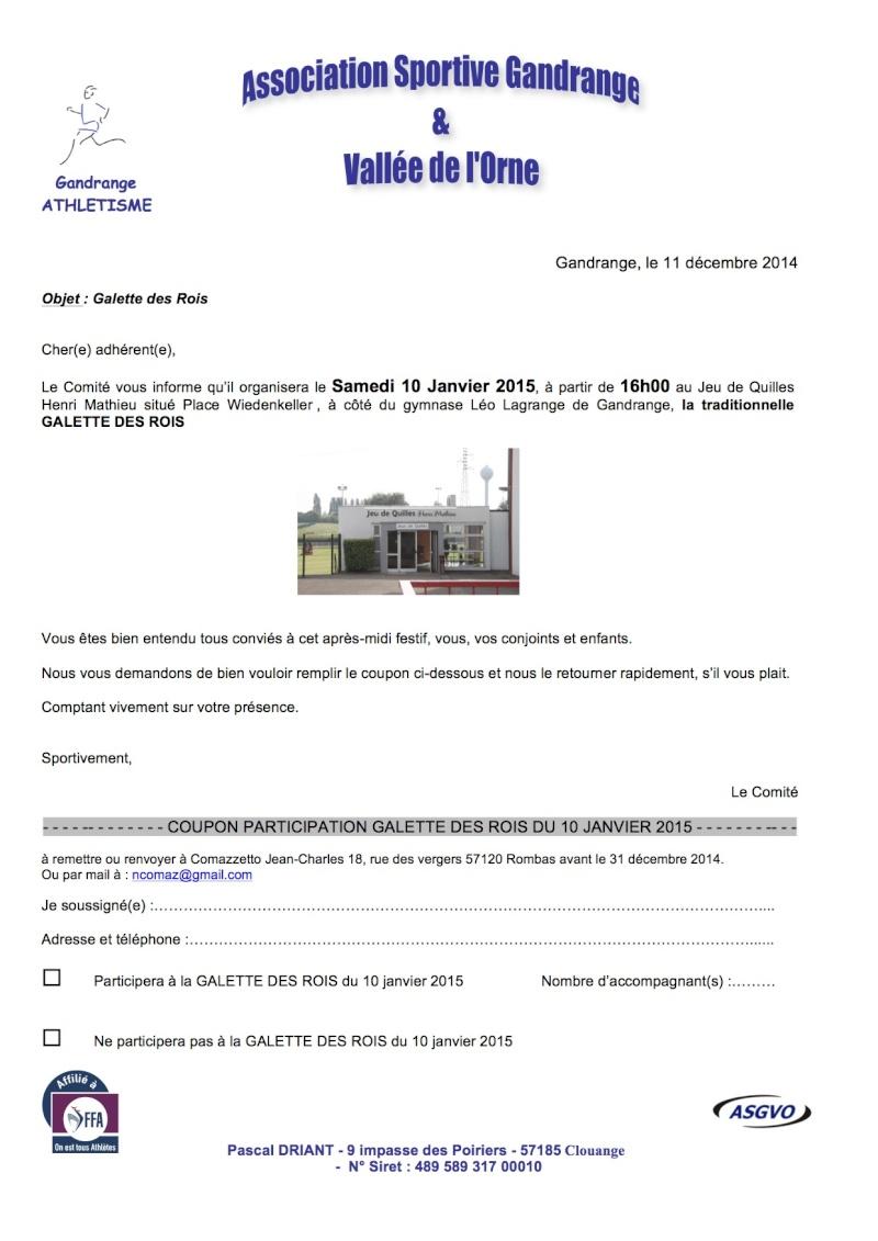 Galette des rois samedi 10 janvier 2014 Galett10