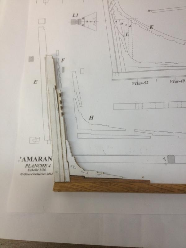Corvette Amarante 1747 (plan G. Delacroix) de papy piquet  - Page 2 2-img_13