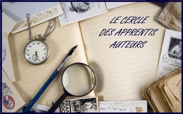 Le cercle des apprentis auteurs