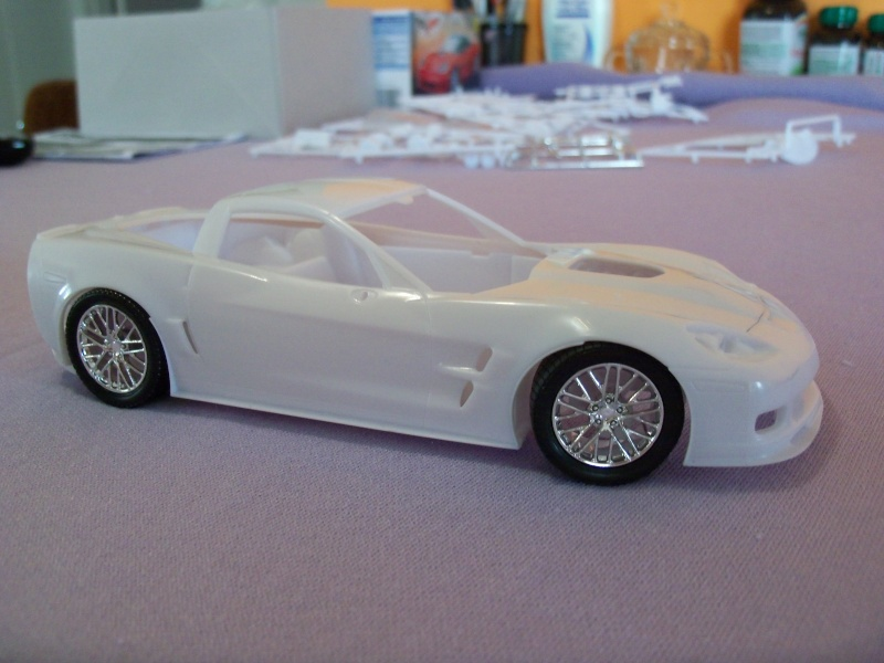 2011 Chevy Corvette ZR1 de REVELL 100_9221