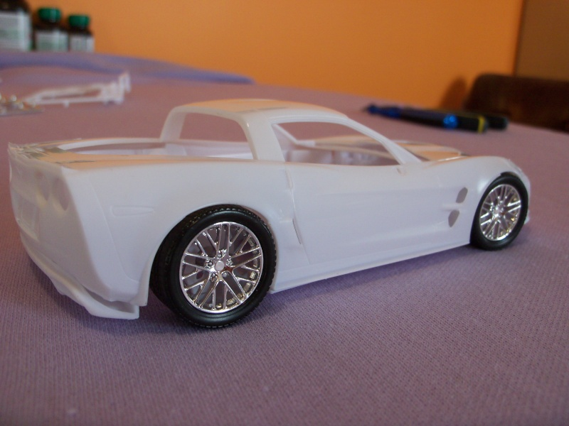 2011 Chevy Corvette ZR1 de REVELL 100_9222