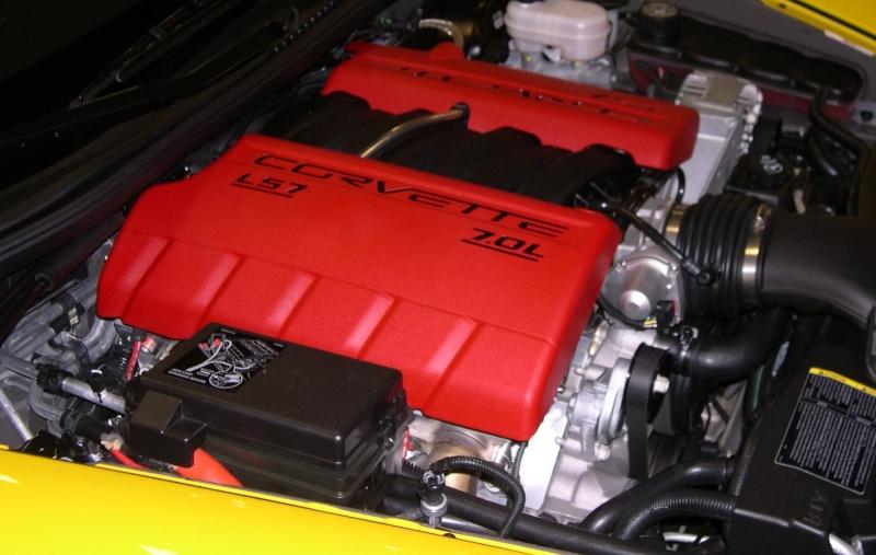 2011 Chevy Corvette ZR1 de REVELL 2006_c10