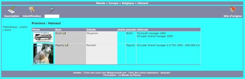 NOUVELLE CARTE MONDIALE DES MEMBRES : INSCRIVEZ-VOUS  !! - Page 2 Captur46